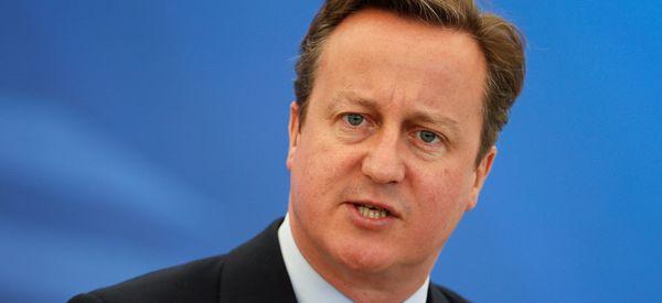 PinkNews Hits Back At Criticism Over David Cameron 'LGBT Ally' Award