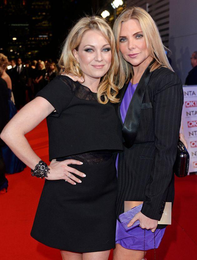 Samantha is being written out of 'EastEnders' alongside Rita