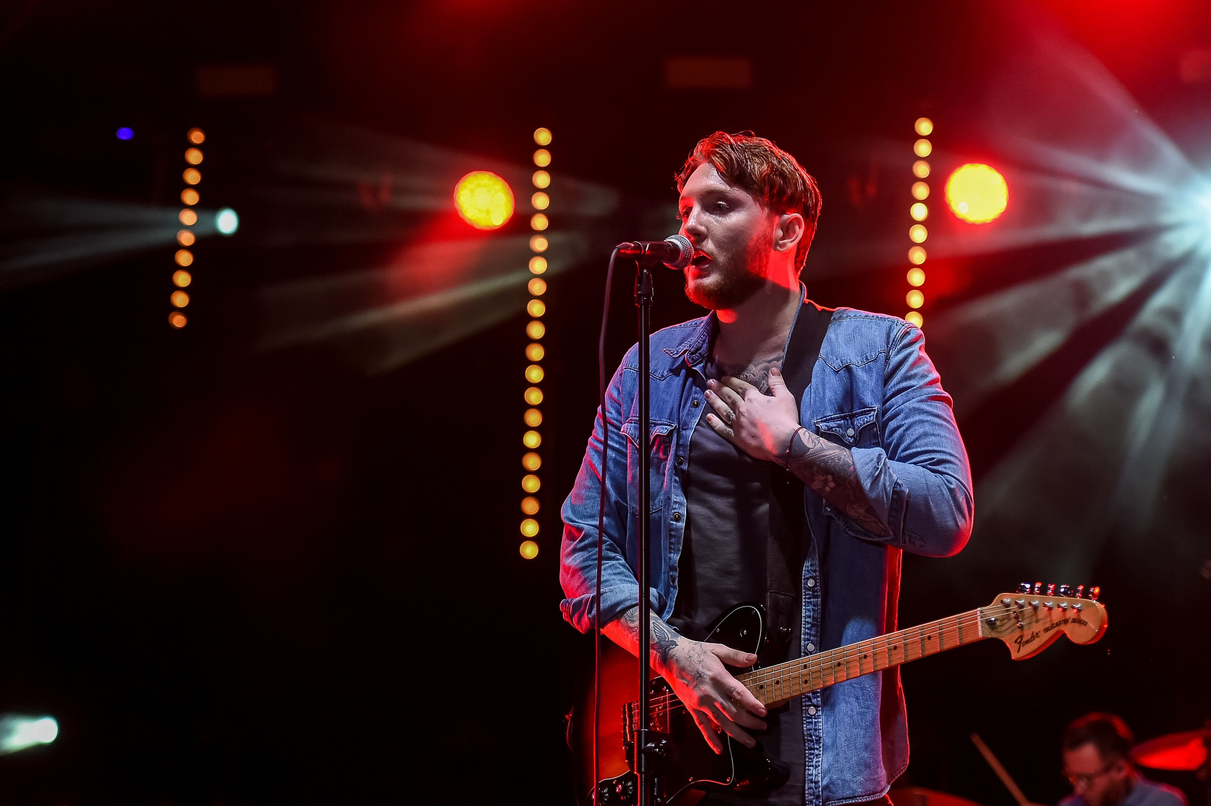James Arthur Reveals He's Keen To Try Something New, As Comeback