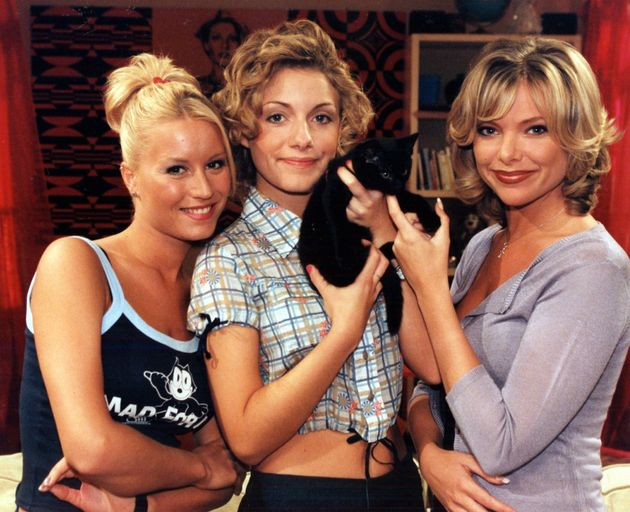Samantha Womack played Ruth on 'Babes In The