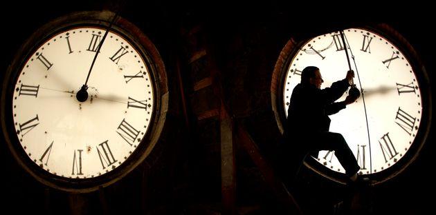 The clocks will go back on Sunday 30