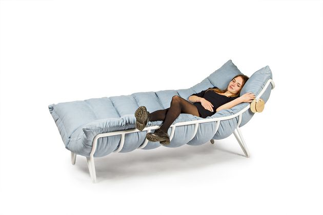 Cuddle Chair Means You Can Be Single
