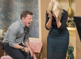 Holly Willoughby's Latest 'This Morning' Gaffe Will Probably Go Down In TV History