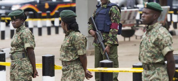 Man Shot Dead Outside U.S. Embassy In Nairobi After Knife Attack
