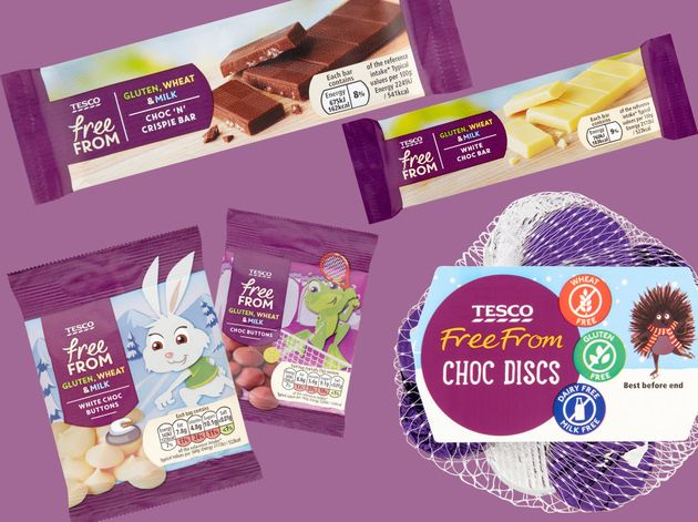 Tesco Launches Vegan Selection Box So You Can Have A Free-From