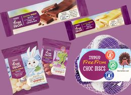 Tesco Launches Vegan Selection Box So You Can Have A Free-From Christmas