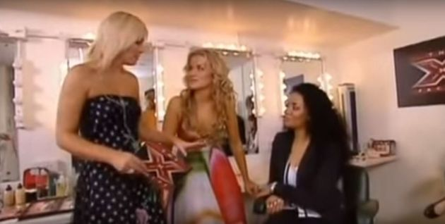 'X Factor': 26 Things That Were A Whole Lot Different On The Very First Live