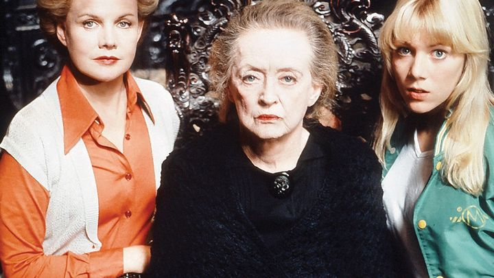 Starring Carroll Baker, Bette Davis and Lynn-Holly Johnson.