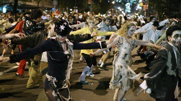 Annual NYC Village Halloween Parade