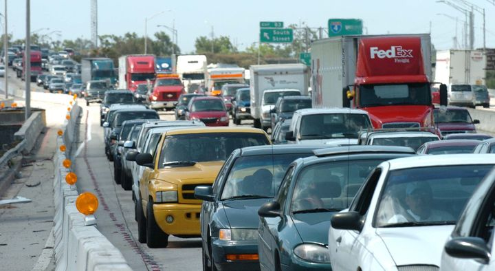 Interstate 4, which runs across Florida from Daytona Beach to Tampa, has been named the most dangerous interstate in the U.S.
