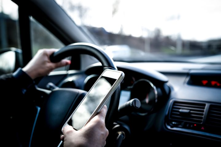 Drivers being distracted by their phones and other electronic devices is believed to be one reason behind the traffic acciden