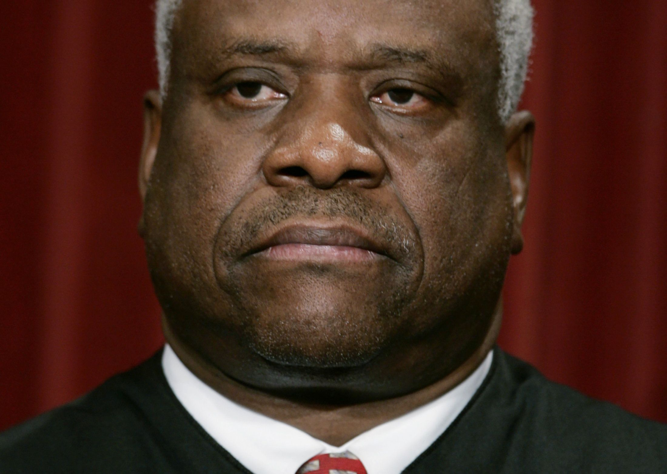 U.S. Supreme Court Justice Clarence Thomas Accused Of Groping Female