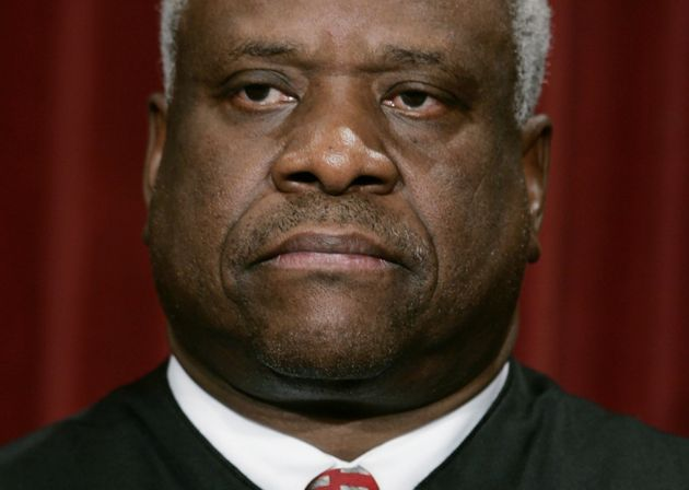 Justice Clarence Thomas has been accused of sexual harassment