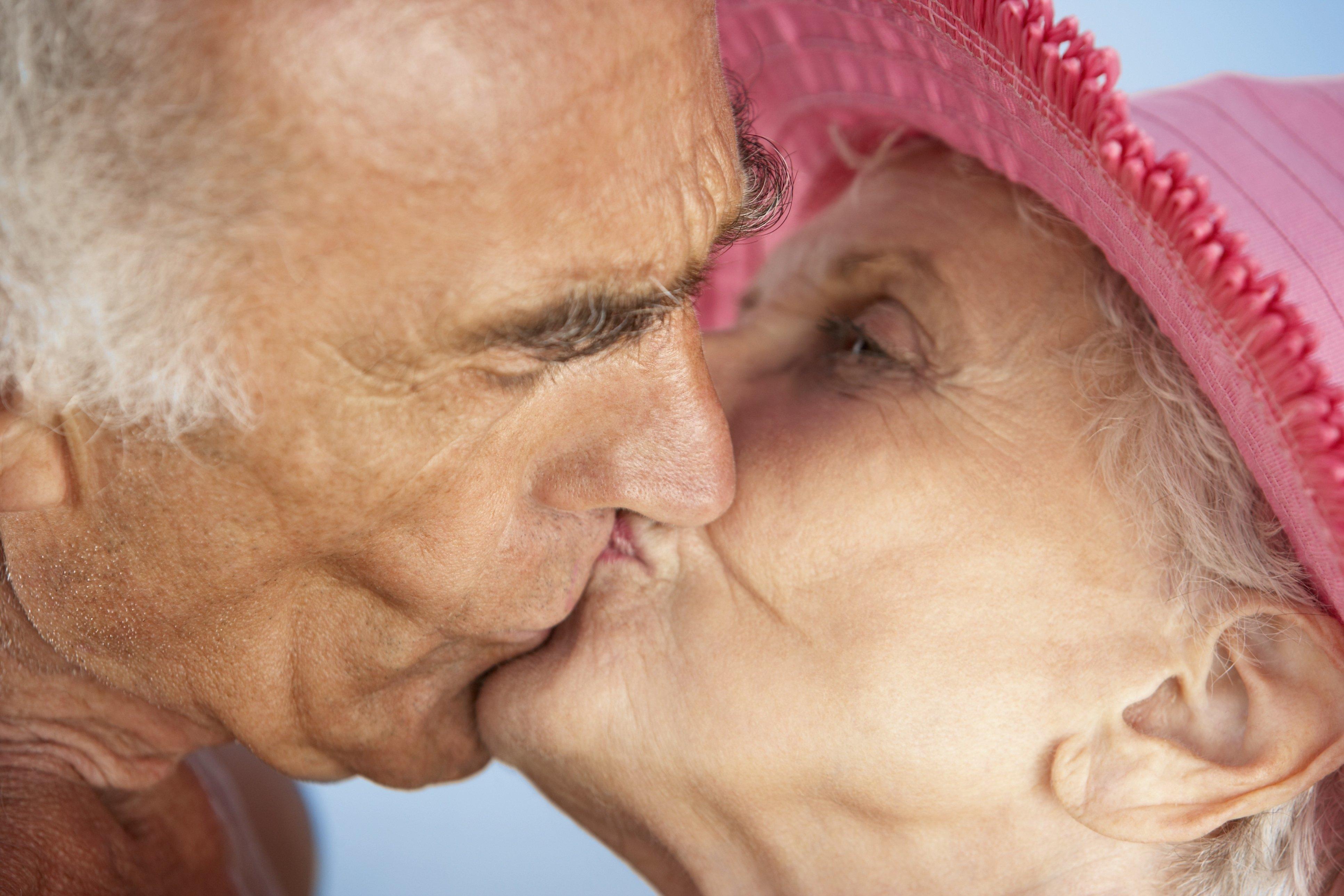 Myths on older people having sex