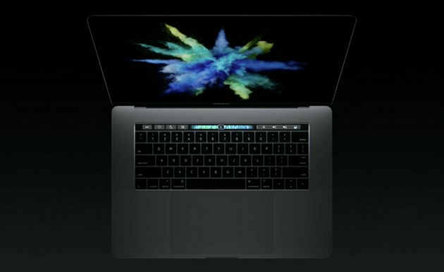 The new MacBook Pro will feature a