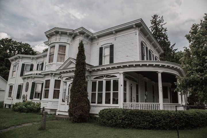 The Dr. Best House & Medical Museum in Middleburgh, New York, was built in 1884 for Dr. Christopher Best and his family.