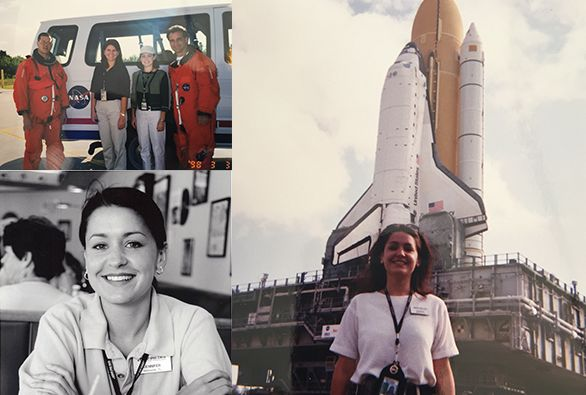 Jen DeVore Richter: Author, Speaker & Coach | Former Manager of Advertising and Consumer Research at Kennedy Space Center (19