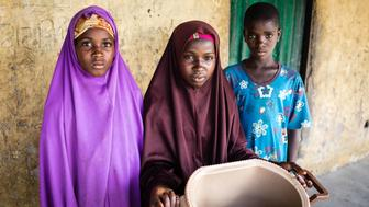 Zulyatu 16 and her younger siblings rarely have enough to eat Their father died during Boko Harams raid on their village two years ago and their mother left Biu a year ago to seek health care from a healer