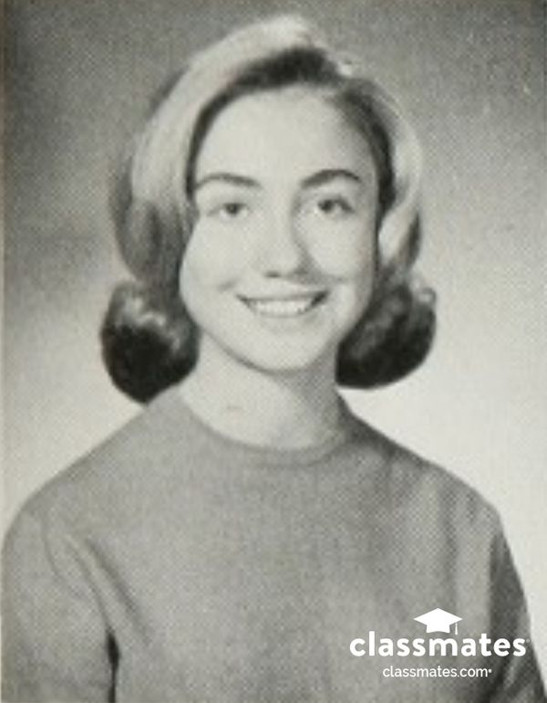 1965 senior portrait