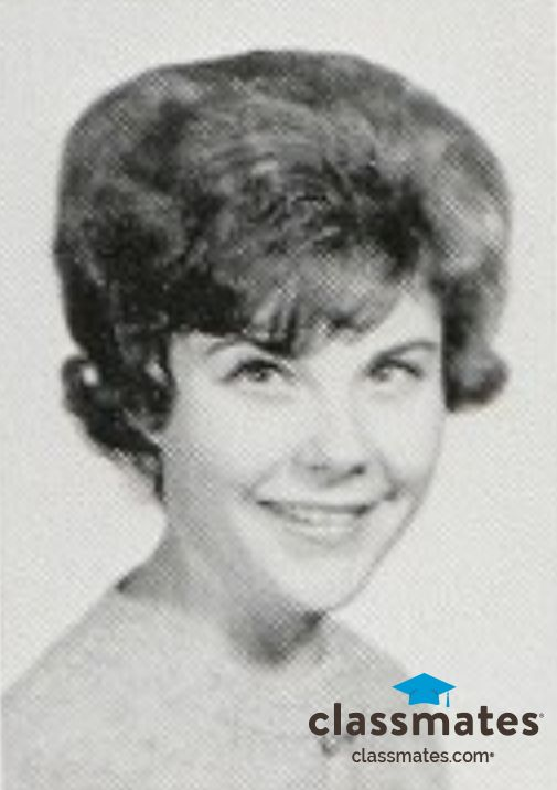 1963 junior portrait