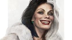 These Illustrations Of Disney Villains Look So Real They're