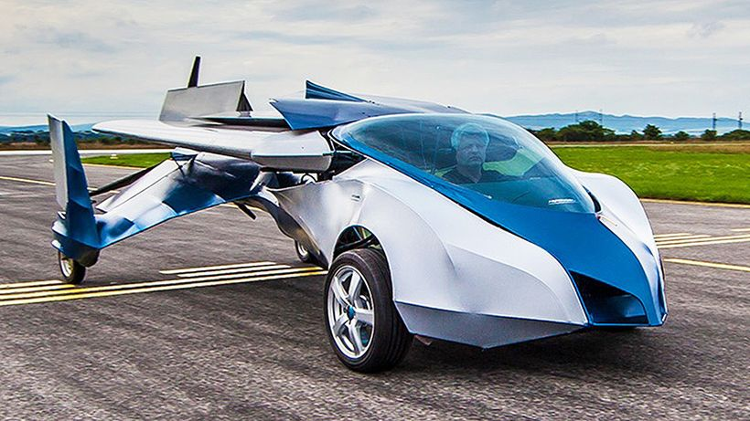 Flying Cars...Finally