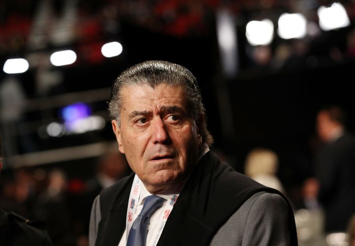 Billionaire Haim Saban and his wife Cheryl have contributed $10 million to the pro-Clinton Priorities USA Action.