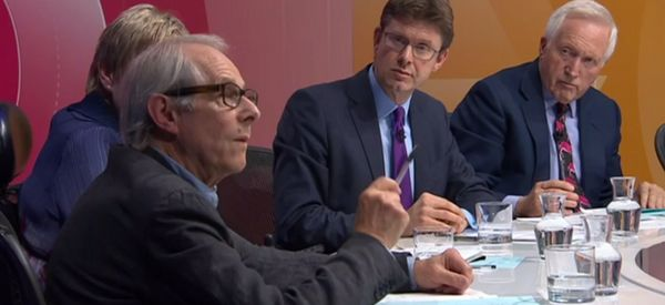 Ken Loach Accuses Tories Of 'Conscious Cruelty' Over Benefits Sanctions