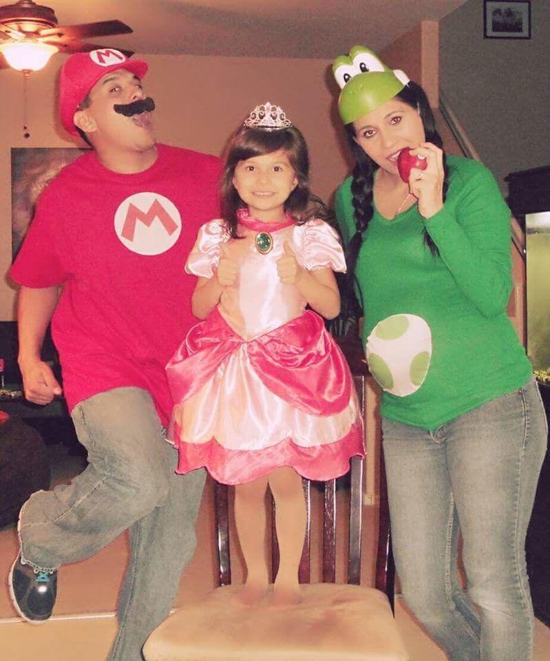 Yoshi Halloween Costume Diy.41 Creative Halloween Costumes For Pregnant Women Huffpost Life