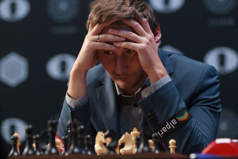 Can the underdog, Sergey Karjakin bring back the World Championship to the Russian Federation?