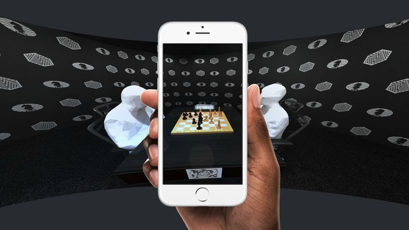 Agon Limited is pioneering the use of virtual reality in chess. This is the first World Chess Championship ever that will be
