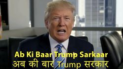 Donald Trump's New Hindi Ad Looks Like 'Some Spoof
