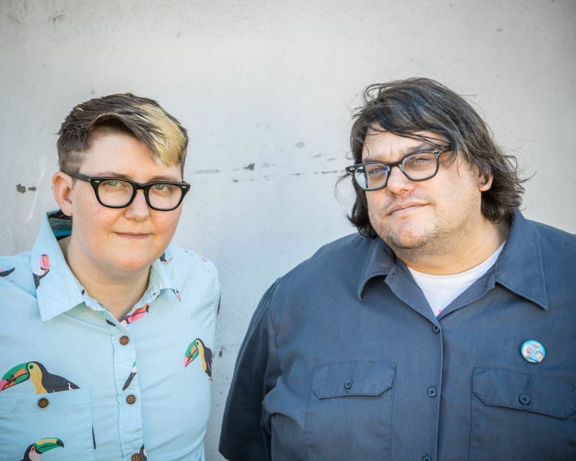 <em>Torrey Pines</em> Animators Clyde Petersen and Chris Looney