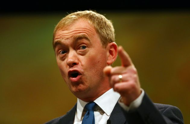 Liberal Democrats leader Tim Farron said it was 'utterly ridiculous' the UK was having to give 'special...