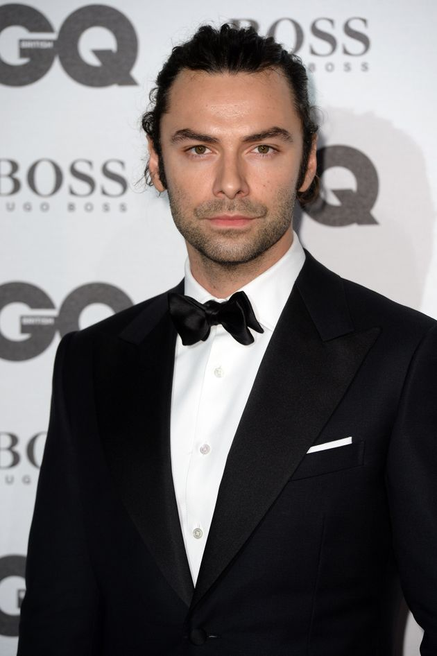 Roger Moore adds his voice to those supporting Aidan Turner for
