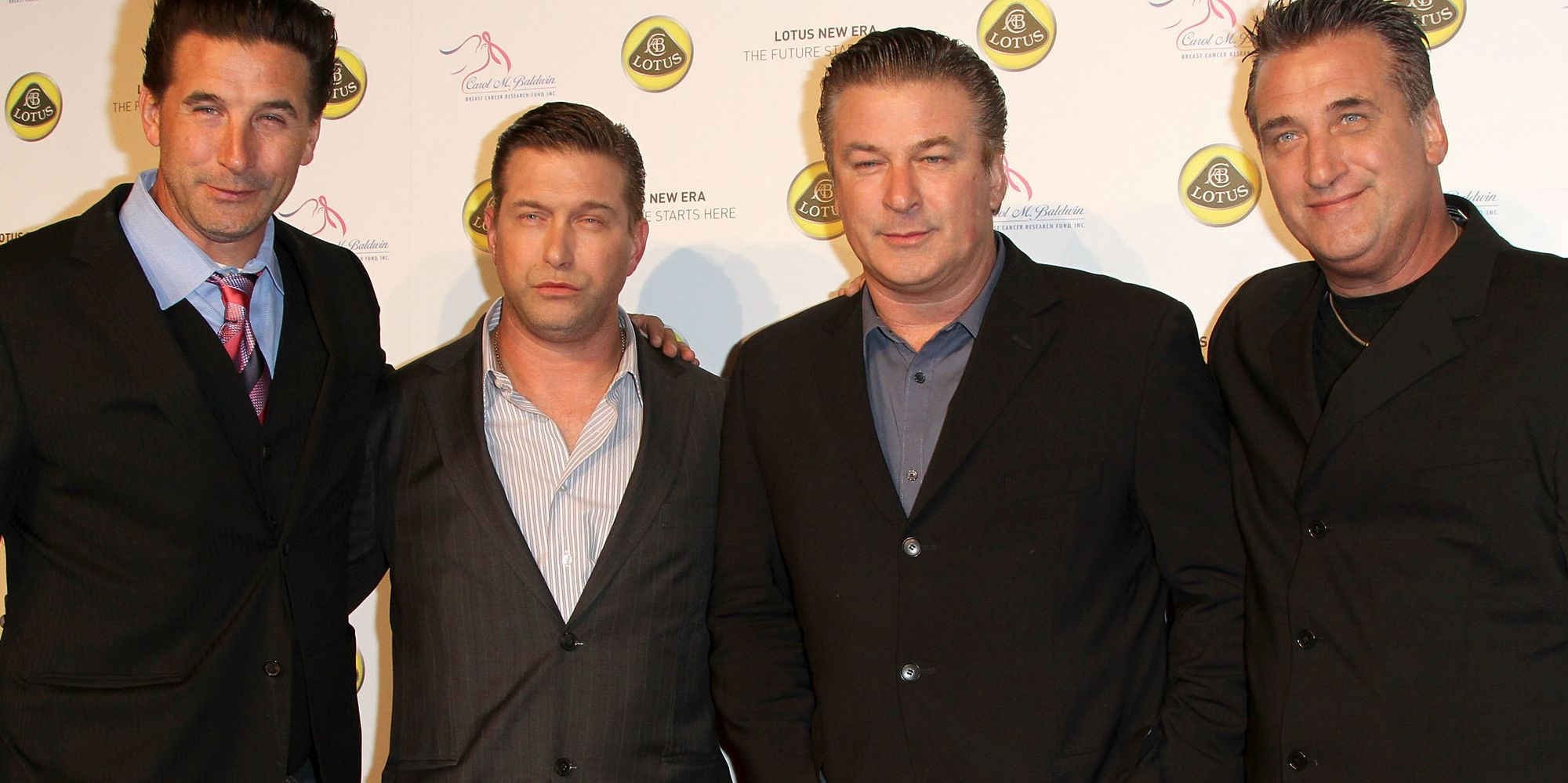 Baldwin Brothers Argue...