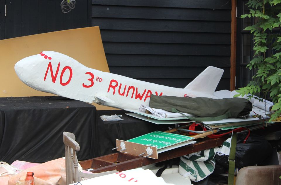 The campaign against Heathrow's third runway may well intensify after the government's announcement this