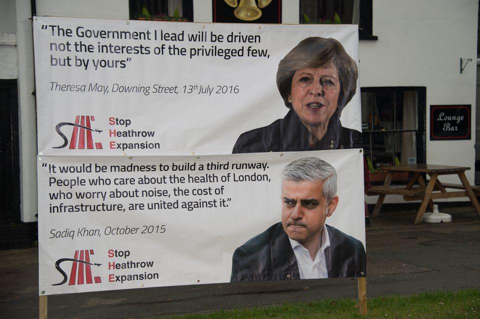 「EU離脱を都合よく利用された」ヒースロー空港拡張で苦痛や立ち退きを迫られる住民たち