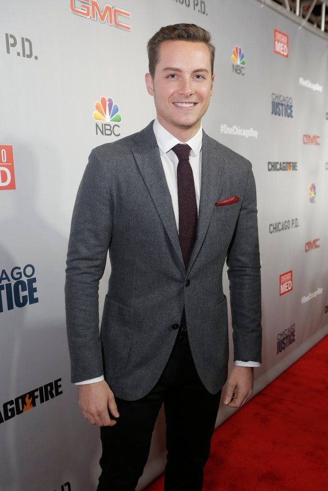 """NBCUNIVERSAL EVENTS -- """"One Chicago Day"""" -- Pictured: Jesse Lee Soffer,  """"Chicago P.D."""" at the """"One Chicago Day"""" Party at Swi"""