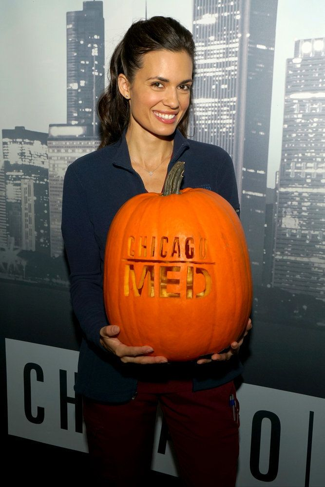 """NBCUNIVERSAL EVENTS -- """"One Chicago Day"""" -- Pictured: Torrey Devitto,  """"Chicago Med"""" at the """"One Chicago Day"""" event at Laguni"""