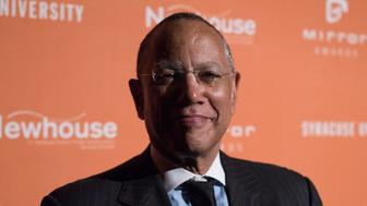 NEW YORK, NY - JUNE 11: Executive editor of The New York Times Dean Baquet attends the Mirror Awards '15 at Cipriani 42nd Street on June 11, 2015 in New York City.  (Photo by Noam Galai/WireImage)