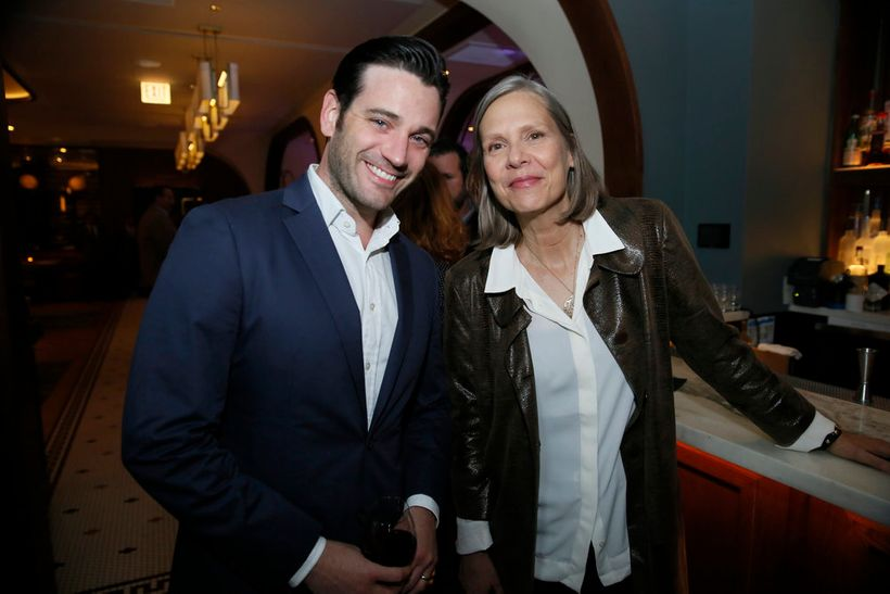 """NBCUNIVERSAL EVENTS -- """"One Chicago Day"""" -- Pictured: (l-r) Colin  Donnell, """"Chicago Med"""" and Amy Morton, """"Chicago P.D."""" at t"""