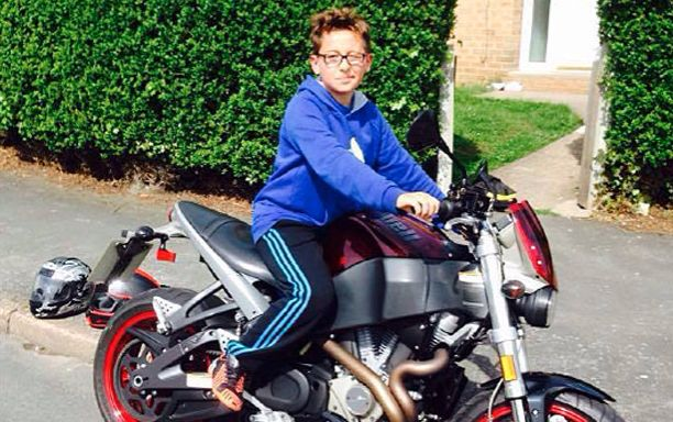 Jack Sheldon has been named locally as the teenager who died following the shed fire in Doncaster on