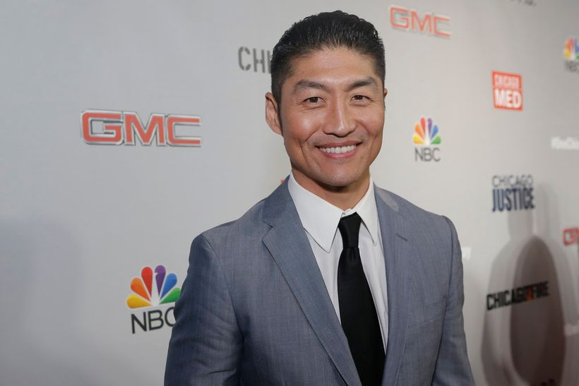 """NBCUNIVERSAL EVENTS -- """"One Chicago Day"""" -- Pictured: Brian Tee,  """"Chicago Med"""" at the """"One Chicago Day"""" Party at Swift & Son"""