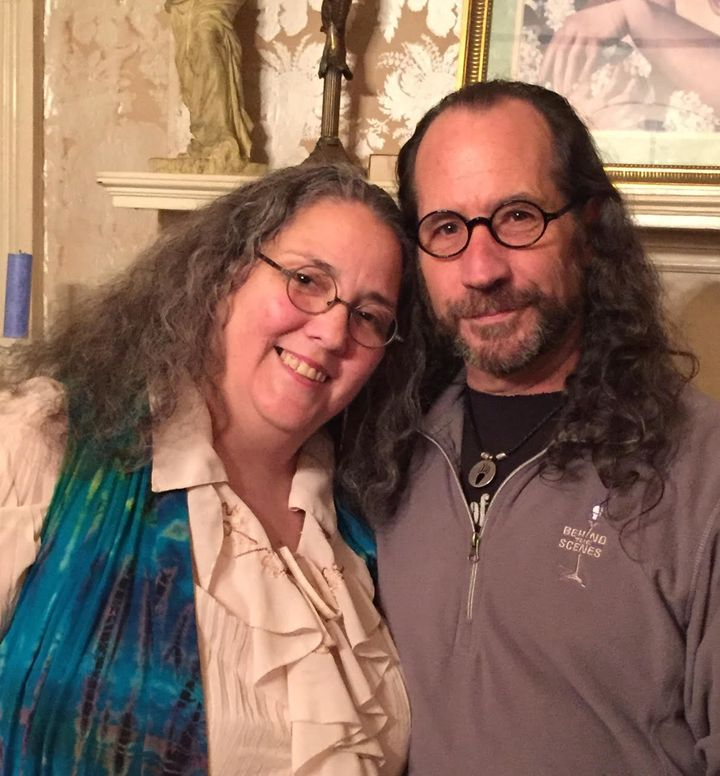John and Rita Carver.