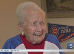 All This 108-Year-Old Wants Is To See The Cubs Win The World Series