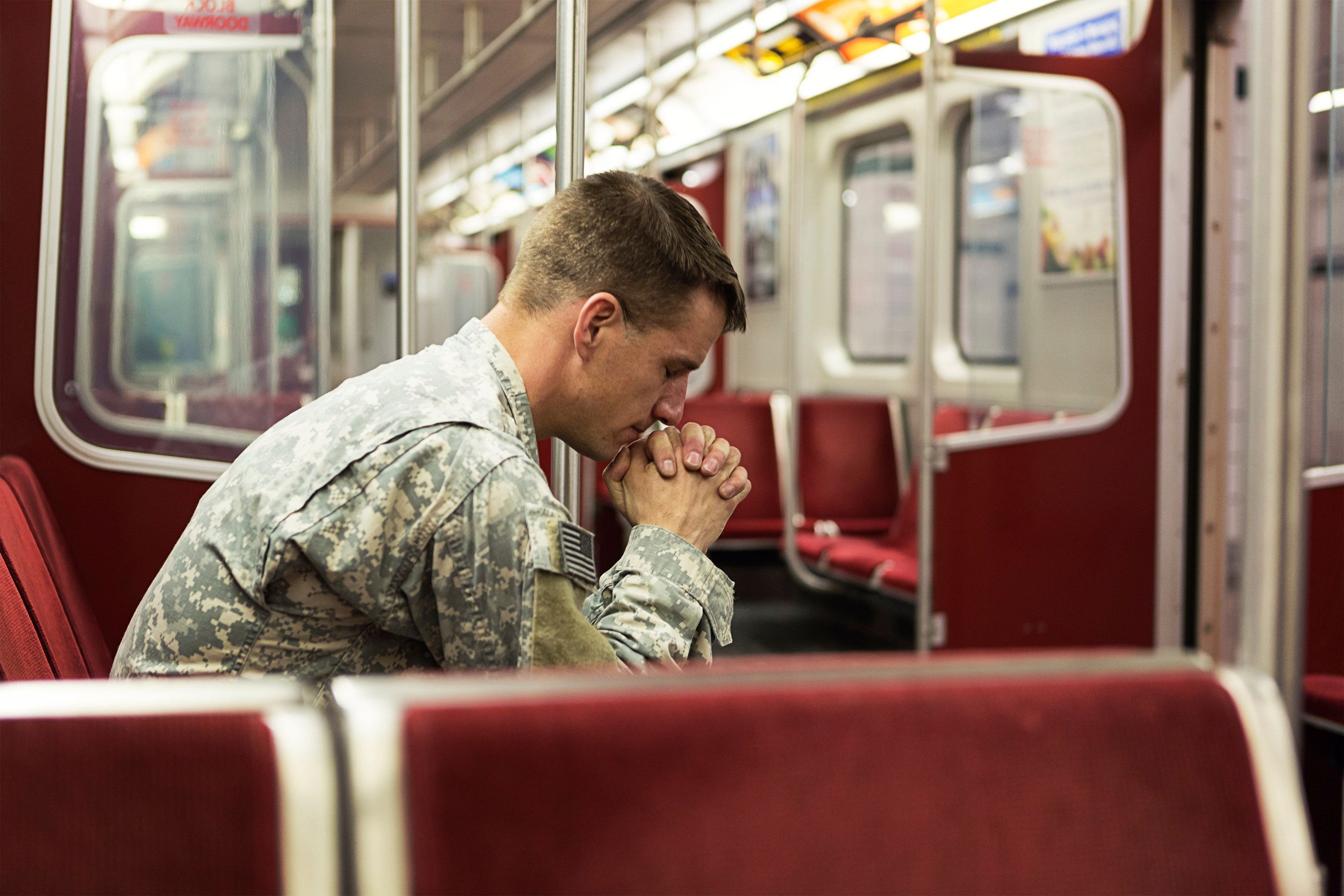 According to a new study, veterans were more likely to die by suicide during the first year after they left the military than
