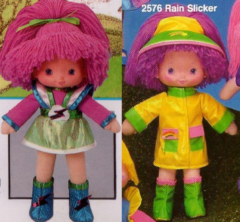 Original Stormy prototype dolls