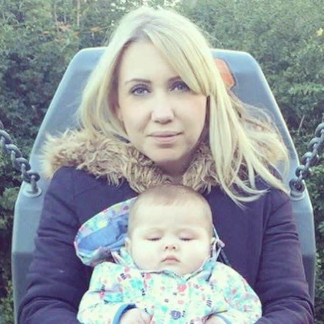"""I've met lots of mums who almost feel like they failed because they had to have a cesarean, and it's just"