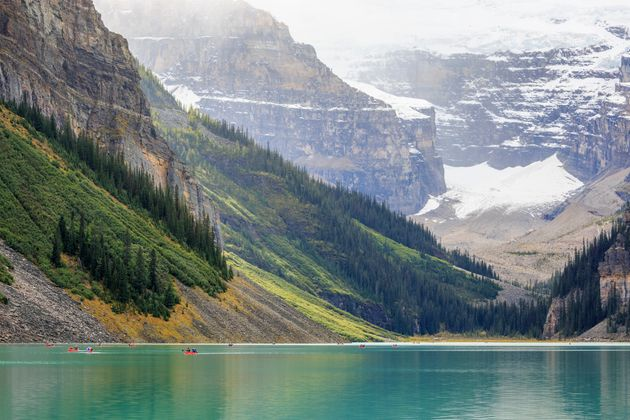 Canada Is The No. 1 Country To Visit In 2017, According To Lonely